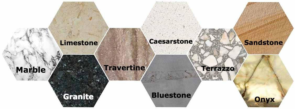 Stone Varieties